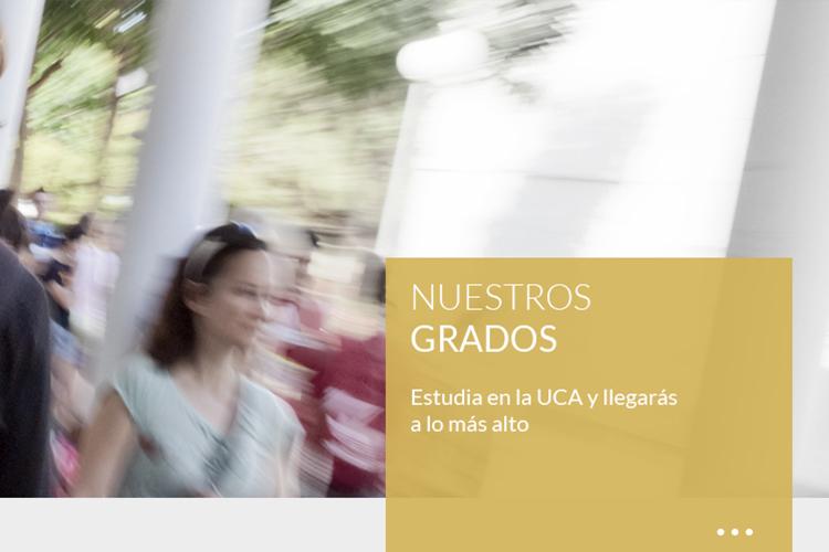 NUESTROS <br><strong>GRADOS</strong>