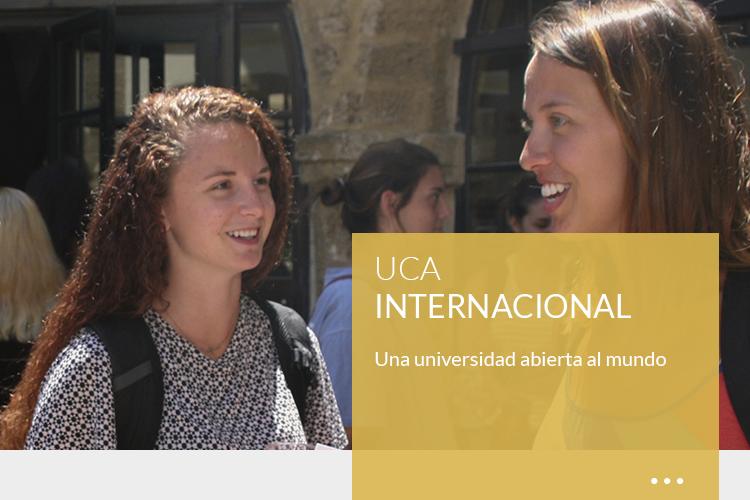 UCA <br><strong>INTERNACIONAL</strong>