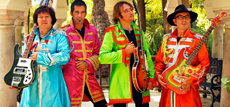 'Los Escarabajos' continúan su gira nacional con un concierto esta noche en la Universidad de Cádiz