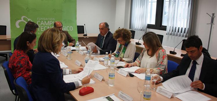 La Fundación Campus Tecnológico de Algeciras aprueba las cuentas del ejercicio 2016