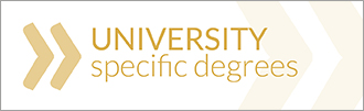 University Specific Degrees