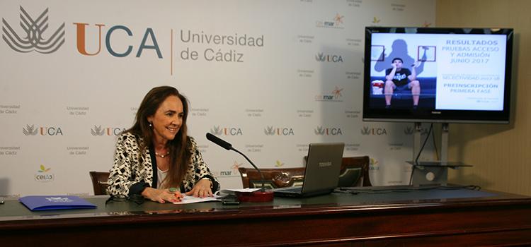 El 95,81% del alumnado aprueba en junio las Pruebas de Acceso y Admisión a la Universidad en Cádiz