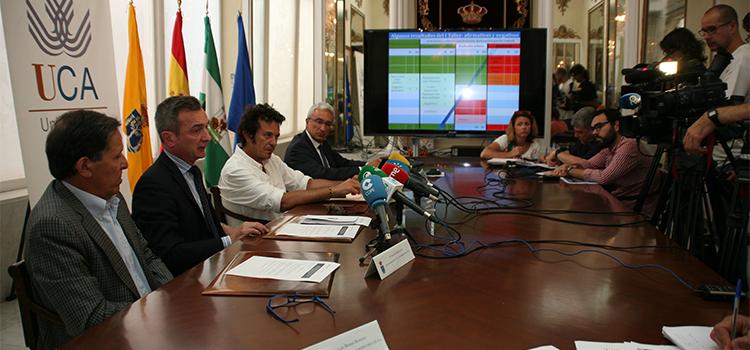 La ciudadanía apuesta por la prevalencia de la actividad portuaria en los espacios de integración del puerto en Cádiz