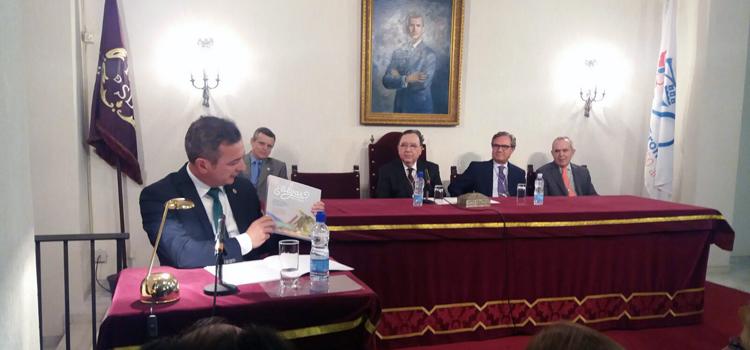 El rector de la UCA clausura el curso de la Real Academia de San Dionisio de Jerez