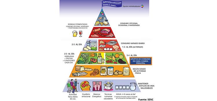 Profesores de la UCA participan en la elaboración de las nuevas Guías Españolas y la pirámide de Alimentación
