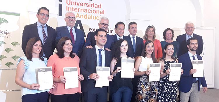 La doctoranda de la UCA Belén Herce recibe el Premio Andaluz a la Mejor Trayectoria Académica en Medio Ambiente