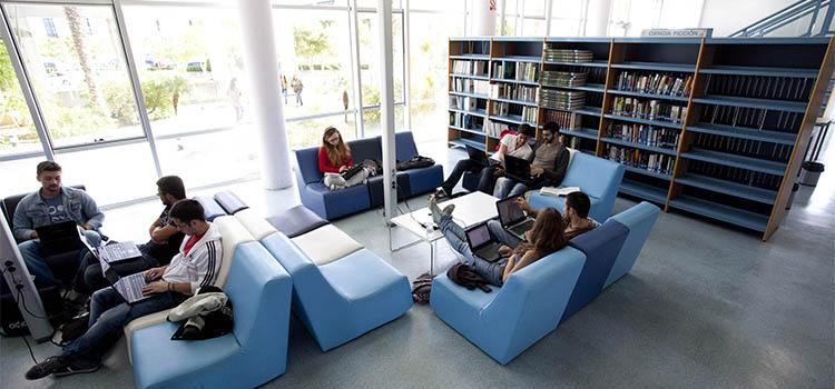 Las bibliotecas de la UCA permanecerán cerradas durante el mes de agosto
