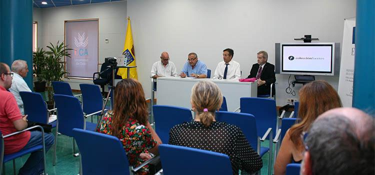 La editorial UCA presenta la nueva colección 'Fuentes para la Historia de Cádiz y su Provincia'