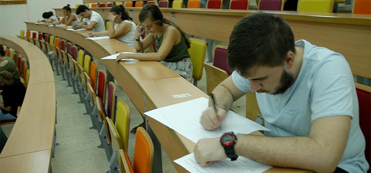 El 79% del alumnado presentado en la UCA aprueban la PEvAU en la convocatoria de septiembre
