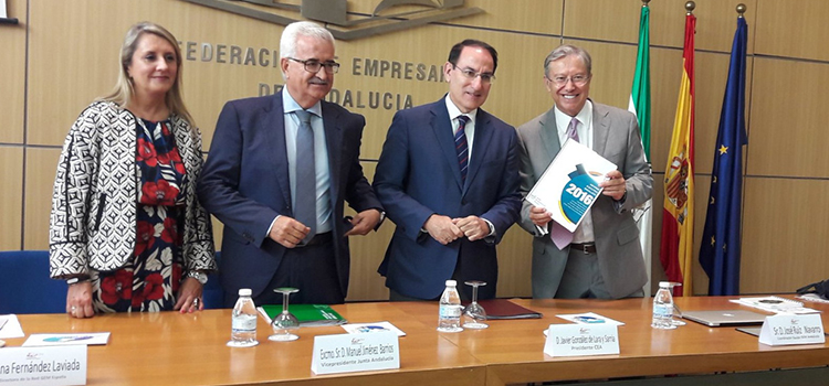 Investigadores de la UCA presentan en Sevilla el informe GEM Andalucía 2016