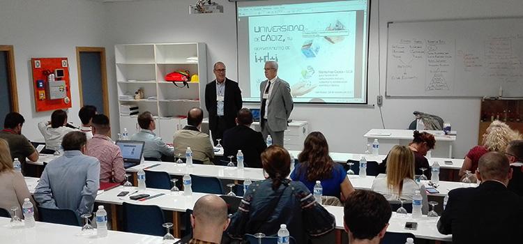 UCA y Fundación Cepsa celebran un workshop de investigación, transferencia e innovación