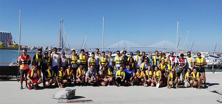 La Regata de Otoño clausura el campeonato de regatas de la UCA