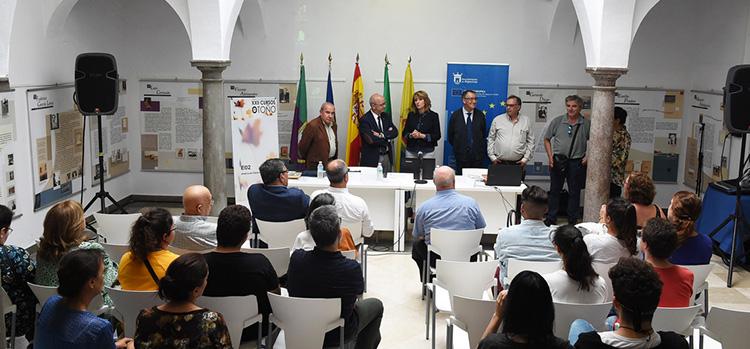 Arrancan los XXII Cursos de Otoño de la UCA en Algeciras