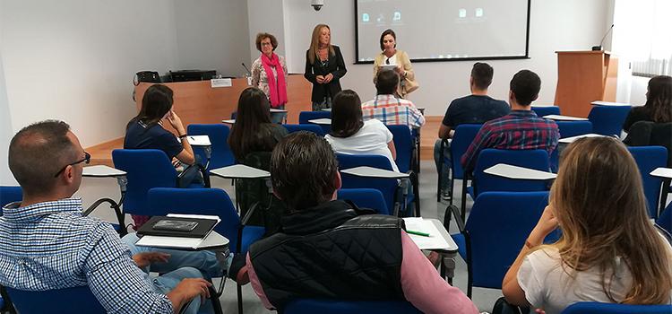 Continúan los XXII Cursos de Otoño de la UCA en Algeciras