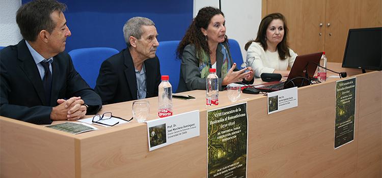 La UCA celebra el 'XVIII Encuentro de la Ilustración al Romanticismo: España, Europa y América'
