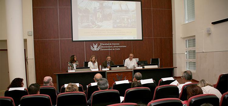 La UCA celebra el Congreso Internacional 'Cádiz en la red del tráfico negrero: de la legalidad a la clandestinidad'