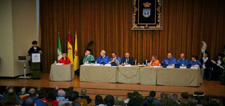 UCA celebrates the Solemn Opening of the Academic Year 2017/2018 in the Bay of Algeciras Campus