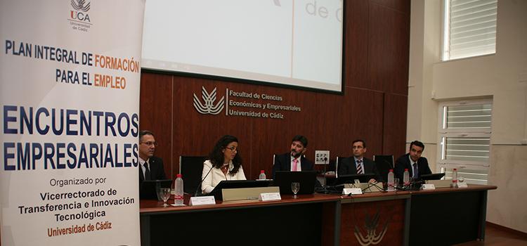 Dragados, Paradores, FTE y BCM participan en los VII Encuentros Empresariales en la UCA