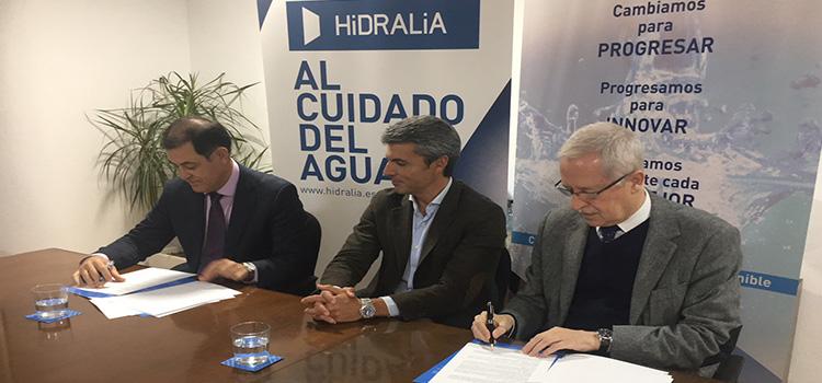 Hidralia y la UCA estudian el control e impacto de los vertidos al Parque Natural Bahía de Cádiz en época de lluvias