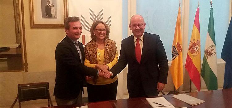 La AUIP y la CEC se adhieren en Cádiz a la Alianza para la Movilidad Académica del Campus Iberoamérica