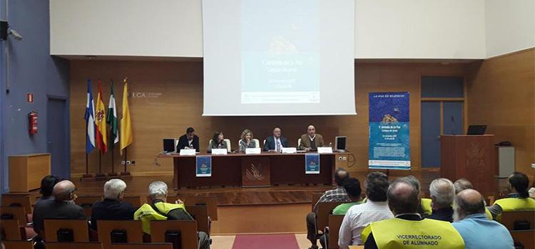 La V Jornada de la Paz celebra una veintena de actividades formativas, de ocio y socio-solidarias en el Campus de Jerez