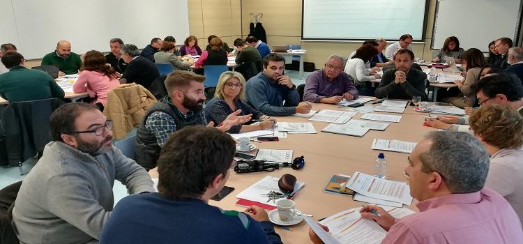 Cerca de 180 personas han participado en el proceso de Evaluación Intermedia del II PEUCA