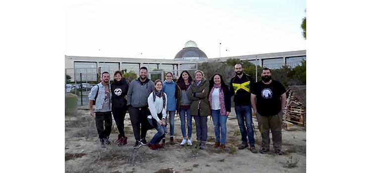 La UCA pone en marcha en el Campus de Puerto Real un laboratorio vivo basado en huertos ecológicos