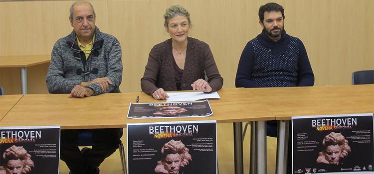 La Coral de la UCA interpreta la novena sinfonía de Beethoven en su concierto extraordinario de Navidad del 22 de diciembre en el Gran Teatro Falla de Cádiz
