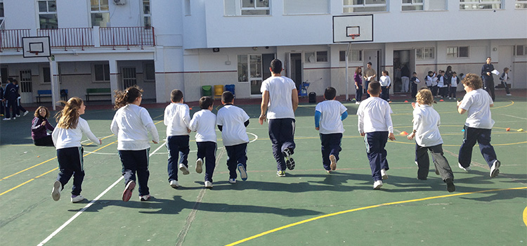 Researchers from the UCA prove that present and future cardiovascular health in children is determined by their level of aerobic capacity