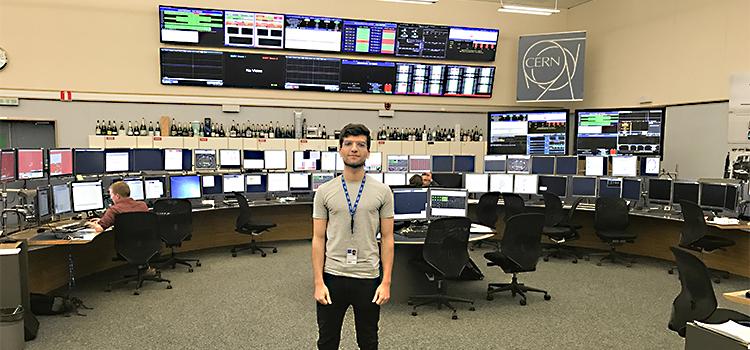 UCA y CERN cooperan en Ingeniería Informática