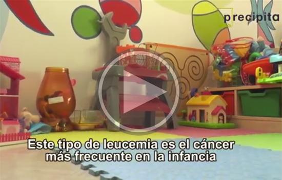 Matemáticas contra la leucemia infantil