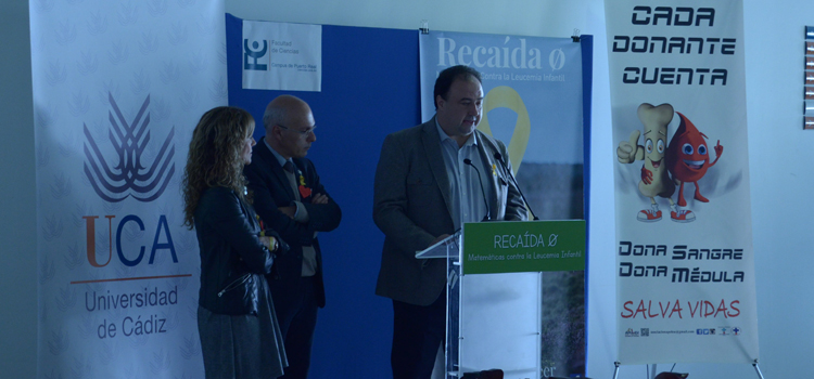 La Universidad de Cádiz se suma a la lucha contra el cáncer infantil con el proyecto Recaída 0