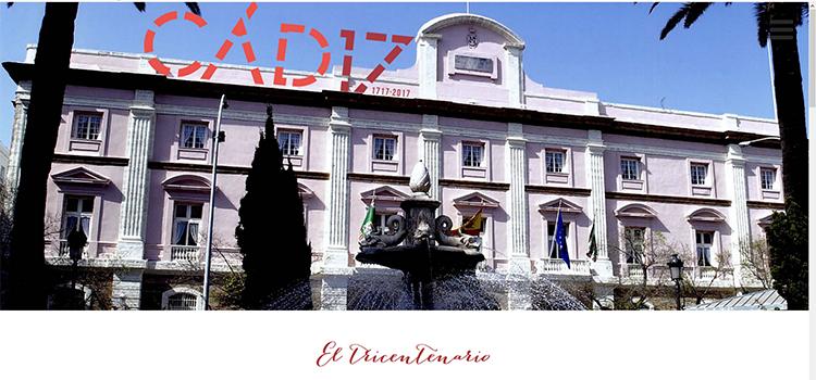 La Diputación de Cádiz organiza mañana el acto de balance de la conmemoración del Tricentenario