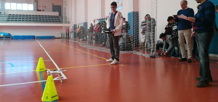 La UCA celebra en el Campus de Puerto Real la II Fiesta de los Drones