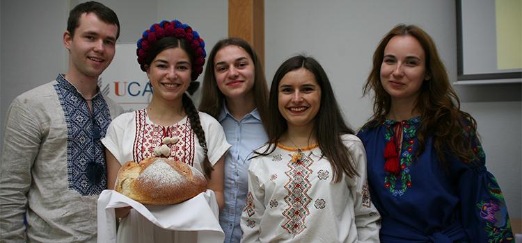 La UCA celebra la II Semana de la Ucranidad