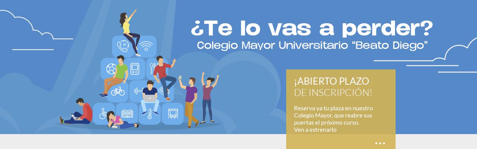 University Residence Beato Diego