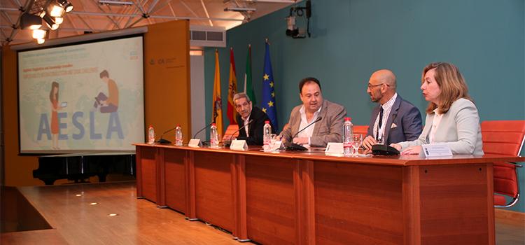 Medio millar de especialistas internacionales acuden al 36º Congreso de Lingüística Aplicada en la UCA