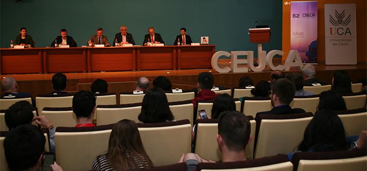 La UCA acoge la asamblea de la Coordinadora de Representantes de Estudiantes de Universidades Públicas