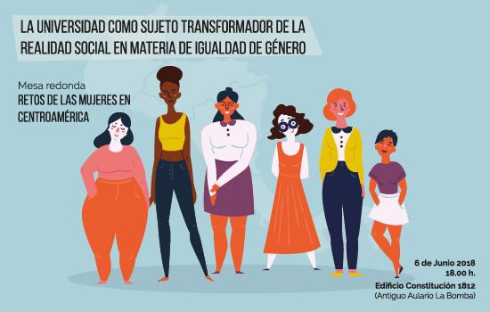 Retos de las Mujeres en Centroamérica