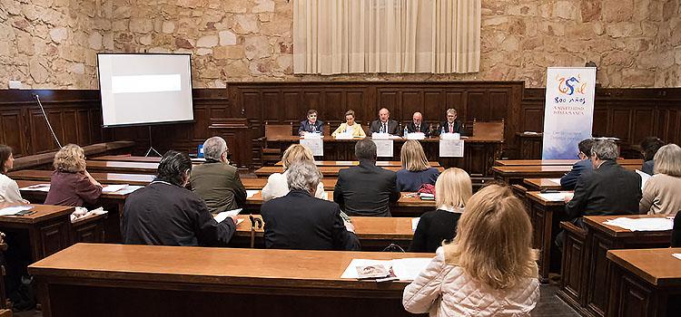 La UCA participa en la Jornada Técnica de la Conferencia Estatal de Defensores Universitarios en Salamanca
