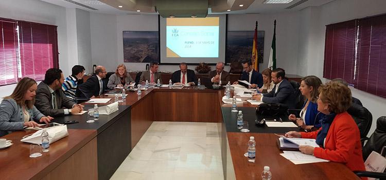 El Consejo Social de la UCA se reúne en la Autoridad Portuaria de la Bahía de Algeciras