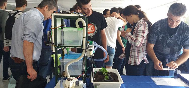 La Escuela Superior de Ingeniería celebra el I Certamen RobyCad