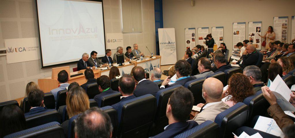 La UCA acoge la primera reunión de trabajo para la organización de 'InnovAzul'