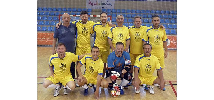 El equipo de la UCA se proclama subcampeón en el Campeonato Nacional del PAS en 2018