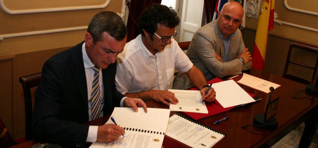 UCA y Ayuntamiento firman el protocolo de actuación del Plan Estratégico Campus Universitario y Cultural de Cádiz