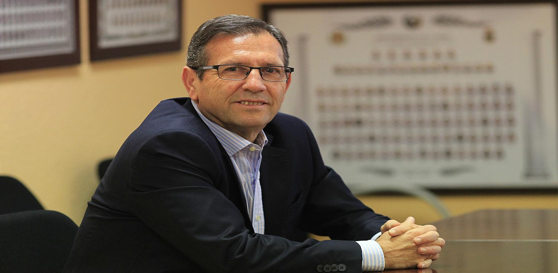 El profesor Francisco Trujillo, nuevo director de la Cátedra Fundación Cepsa-UCA