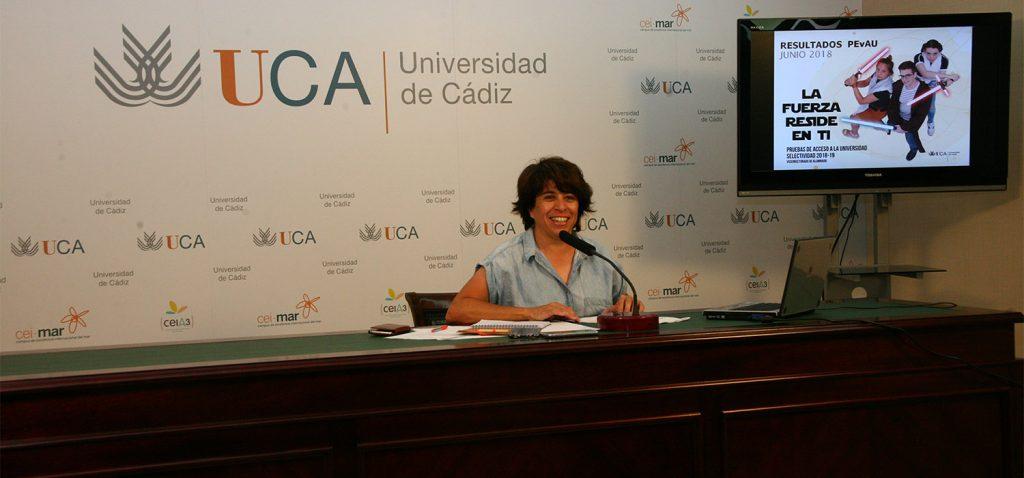 El 96,19% del alumnado aprueba en junio las Pruebas de Acceso y Admisión a la Universidad en Cádiz