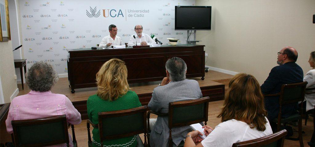 UCA y Ateneo impulsan la cátedra 'Ateneo Universidad de Cádiz'