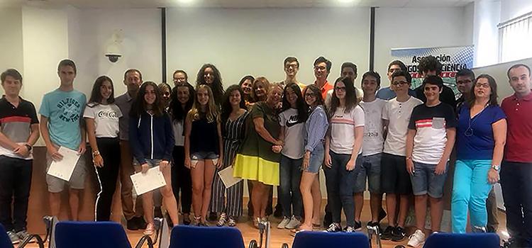 La Fundación Campus Tecnológico finaliza el VI Campus de Verano 'Experiencias Investigadoras' en Algeciras