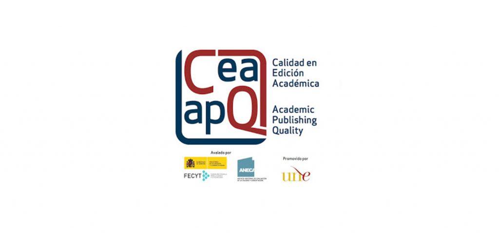 Una colección de la Universidad de Cádiz obtiene el sello de calidad en edición académica CEA-APQ
